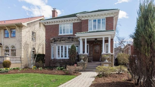 1122 N Euclid Avenue, Oak Park, IL 60302 (MLS #10356206) :: Ryan Dallas Real Estate