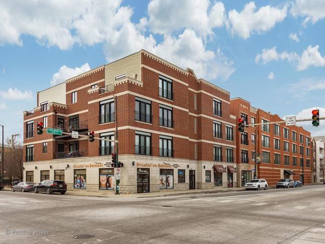 2007 W Belmont Avenue 3E, Chicago, IL 60618 (MLS #10356250) :: Helen Oliveri Real Estate