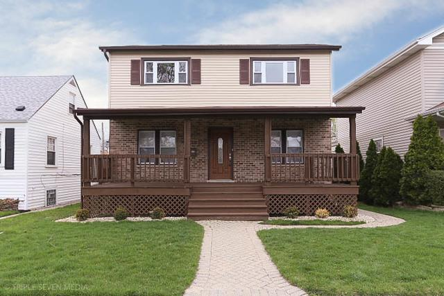 3850 W 110th Place, Chicago, IL 60655 (MLS #10356254) :: Helen Oliveri Real Estate