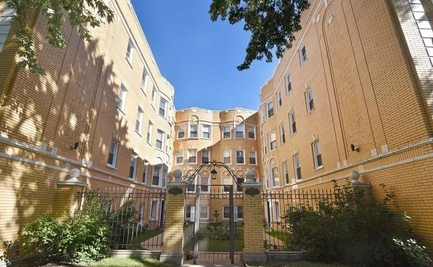 7411 N Hoyne Avenue A, Chicago, IL 60645 (MLS #10356308) :: Leigh Marcus | @properties