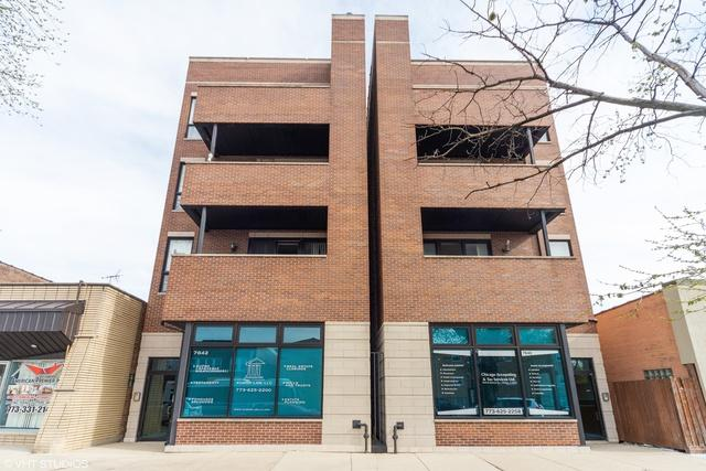 7642 W Belmont Avenue 1W, Chicago, IL 60634 (MLS #10356333) :: Leigh Marcus | @properties