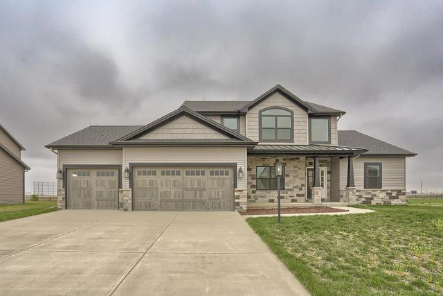 1107 Glen Abbey Drive, Champaign, IL 61822 (MLS #10356336) :: Ryan Dallas Real Estate