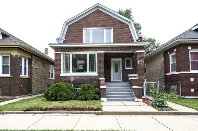 8145 S Bishop Street, Chicago, IL 60620 (MLS #10356358) :: Helen Oliveri Real Estate