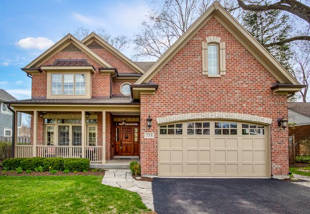 735 Wagner Road, Glenview, IL 60025 (MLS #10356362) :: Ryan Dallas Real Estate