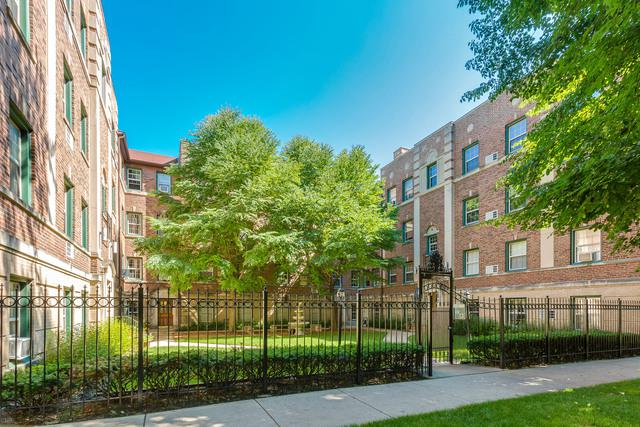 1810 W Chase Avenue W 3S, Chicago, IL 60626 (MLS #10356365) :: Leigh Marcus | @properties