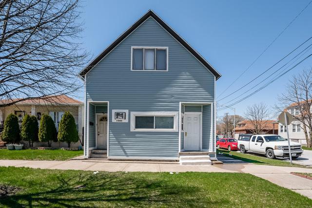 14000 S Burnham Avenue, Burnham, IL 60633 (MLS #10356388) :: Leigh Marcus | @properties