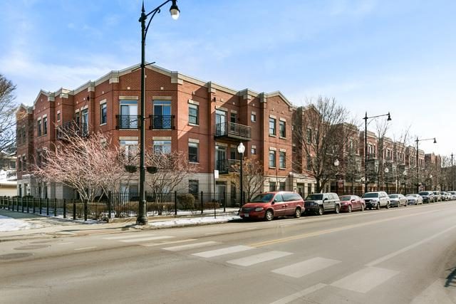 1407 S Halsted Street 2A, Chicago, IL 60607 (MLS #10356394) :: Ryan Dallas Real Estate