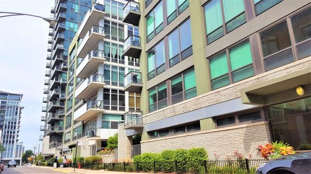 660 W Wayman Street 106B, Chicago, IL 60661 (MLS #10356486) :: Ryan Dallas Real Estate