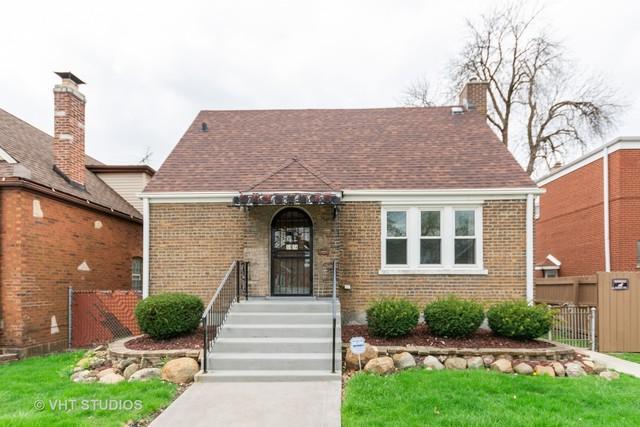 5914 S Kilbourn Avenue, Chicago, IL 60629 (MLS #10356512) :: Helen Oliveri Real Estate