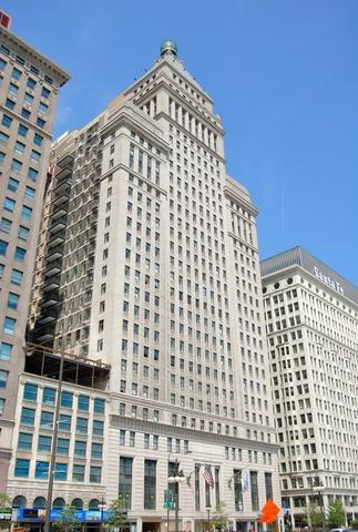310 S Michigan Avenue P4-43, Chicago, IL 60604 (MLS #10356549) :: Leigh Marcus | @properties