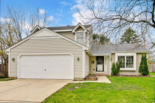 780 Covington Circle, Crystal Lake, IL 60014 (MLS #10356579) :: Berkshire Hathaway HomeServices Snyder Real Estate