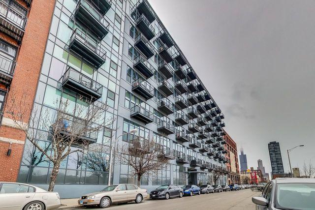 1224 W Van Buren Street #509, Chicago, IL 60607 (MLS #10356623) :: Ryan Dallas Real Estate