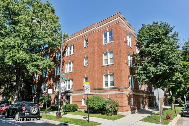 3633 N Damen Avenue #3, Chicago, IL 60618 (MLS #10356668) :: Helen Oliveri Real Estate