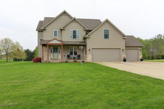 35 Long Grove Drive, MONTICELLO, IL 61856 (MLS #10356675) :: Ryan Dallas Real Estate