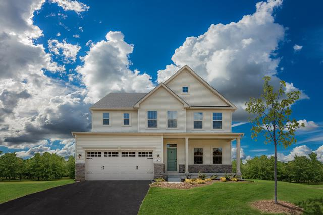 2058 Squire Circle, Yorkville, IL 60560 (MLS #10356736) :: Helen Oliveri Real Estate