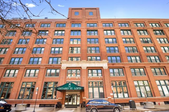 411 W Ontario Street #227, Chicago, IL 60654 (MLS #10356738) :: Leigh Marcus | @properties