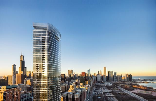 1000 S Michigan Avenue #3302, Chicago, IL 60605 (MLS #10356775) :: Leigh Marcus | @properties