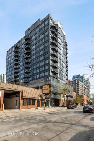 1309 N Wells Street #702, Chicago, IL 60610 (MLS #10356799) :: Ryan Dallas Real Estate