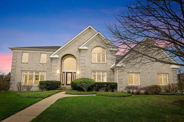 320 Foxford Drive, Buffalo Grove, IL 60089 (MLS #10356836) :: Helen Oliveri Real Estate