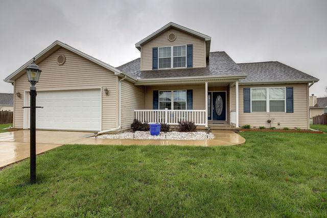 1114 Birkdale Drive, Champaign, IL 61822 (MLS #10356842) :: Ryan Dallas Real Estate