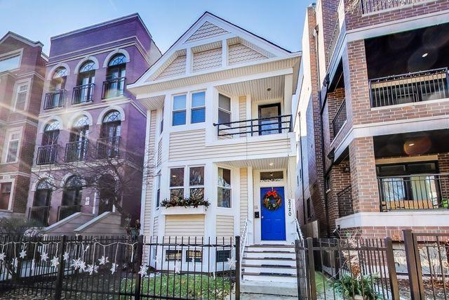 2720 N Wayne Avenue, Chicago, IL 60614 (MLS #10356843) :: Ryan Dallas Real Estate