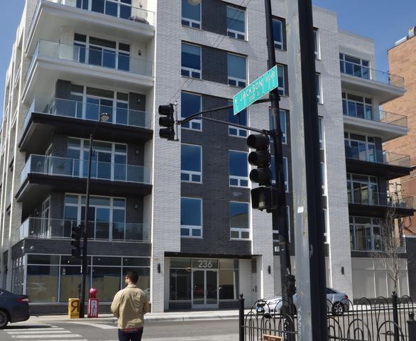 236 S Racine Avenue Ph603, Chicago, IL 60607 (MLS #10356863) :: Ryan Dallas Real Estate