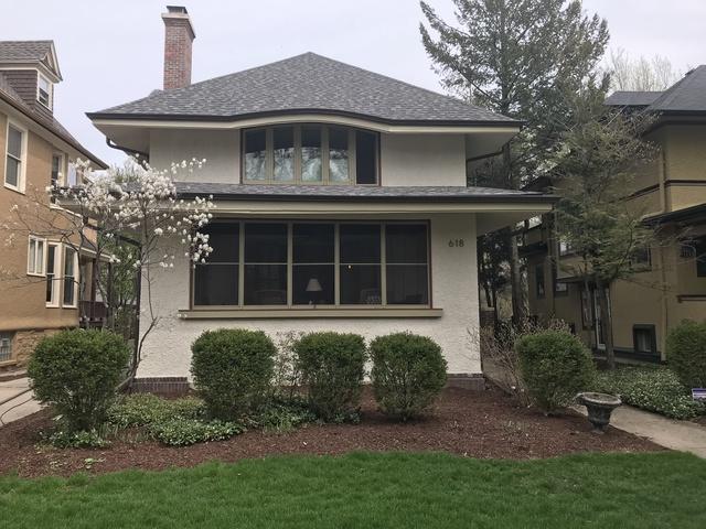 618 N East Avenue, Oak Park, IL 60302 (MLS #10356897) :: Helen Oliveri Real Estate