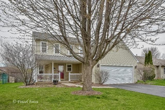 311 Prairie Ridge Drive, Woodstock, IL 60098 (MLS #10356985) :: Helen Oliveri Real Estate