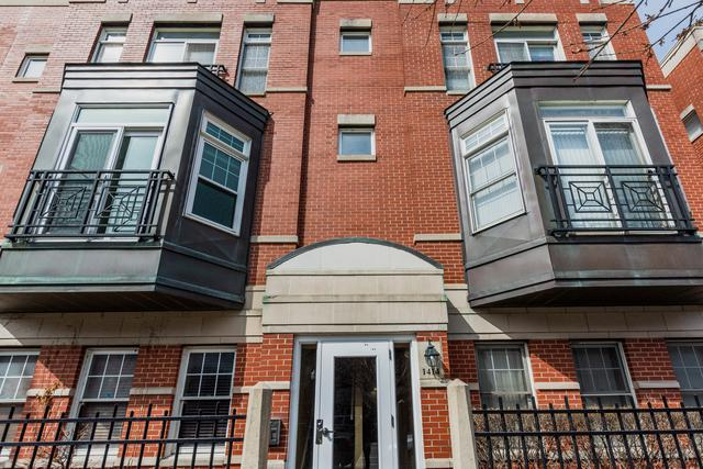 1414 S Halsted Street 2B, Chicago, IL 60607 (MLS #10356989) :: Ryan Dallas Real Estate