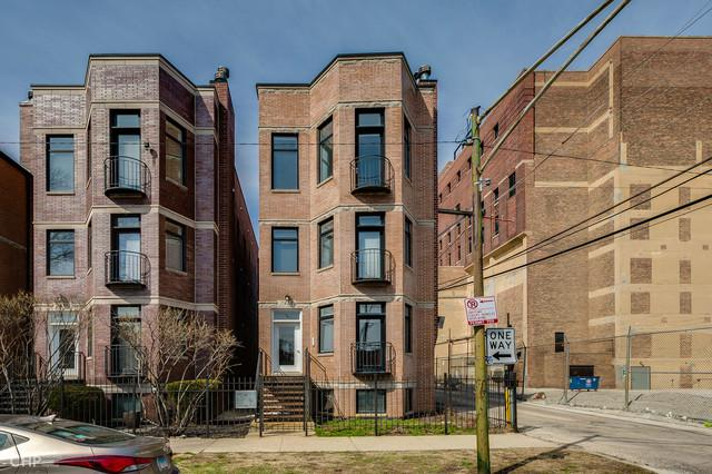 2414 W Cortez Street #3, Chicago, IL 60622 (MLS #10356996) :: Ryan Dallas Real Estate