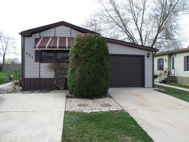 653 Huntsbridge Road, Matteson, IL 60443 (MLS #10357014) :: Helen Oliveri Real Estate