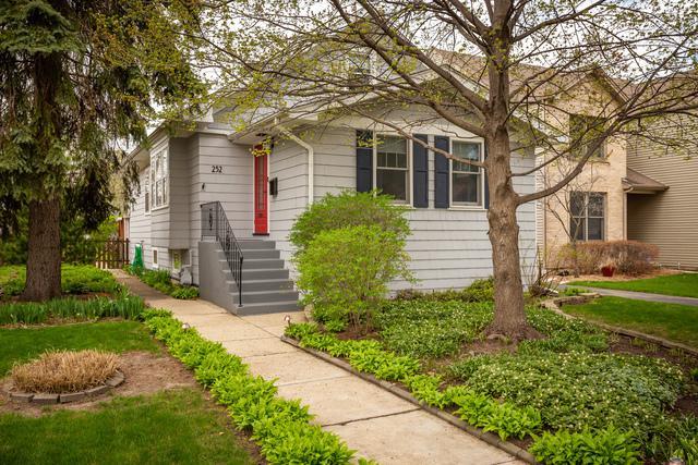 252 N Illinois Street, Elmhurst, IL 60126 (MLS #10357018) :: Helen Oliveri Real Estate