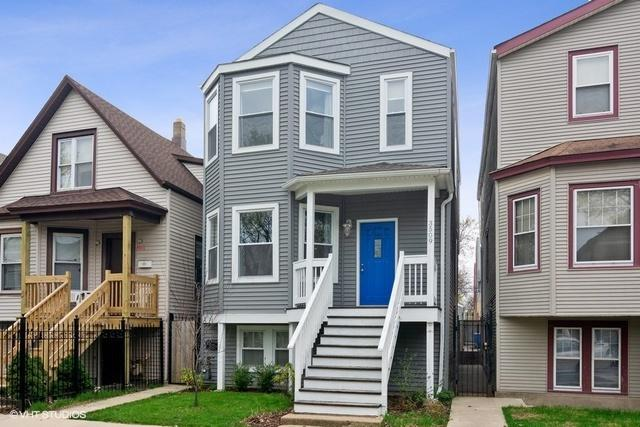 3509 W Melrose Street, Chicago, IL 60618 (MLS #10357091) :: Helen Oliveri Real Estate