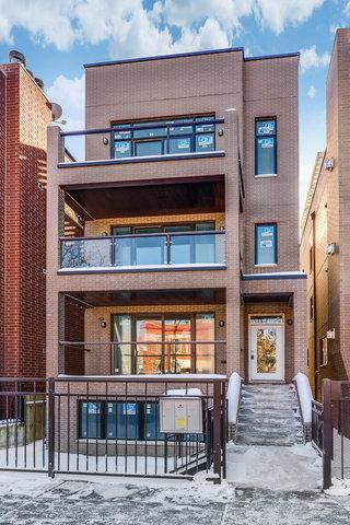 1448 W Erie Street #3, Chicago, IL 60642 (MLS #10357162) :: Ryan Dallas Real Estate
