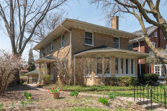 843 N Oak Park Avenue, Oak Park, IL 60302 (MLS #10357183) :: Helen Oliveri Real Estate