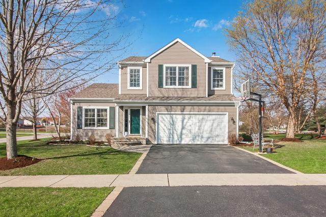 1020 Rushing Court, Lake Villa, IL 60046 (MLS #10357232) :: Helen Oliveri Real Estate