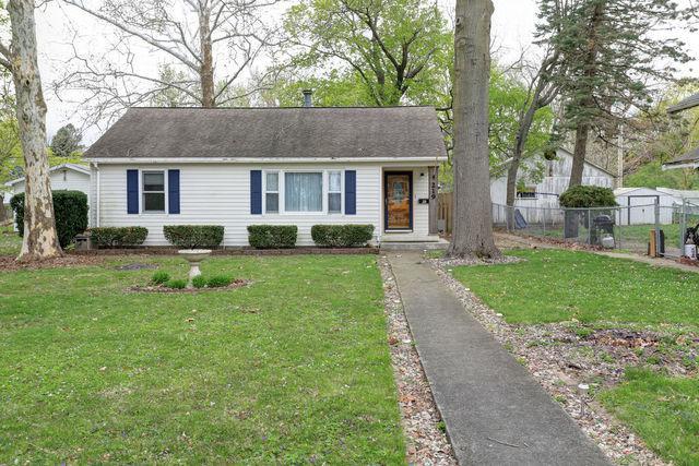 219 N Guthrie Street, Gibson City, IL 60936 (MLS #10357295) :: Ryan Dallas Real Estate