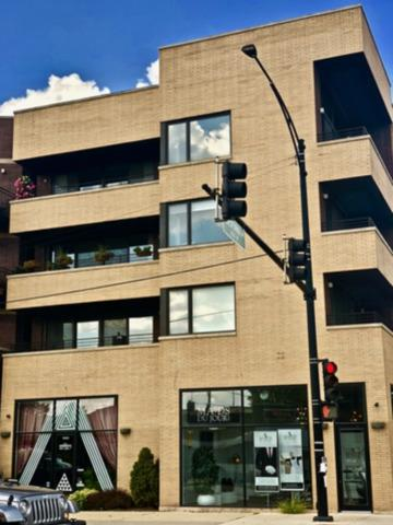 2800 W Chicago Avenue 2W, Chicago, IL 60622 (MLS #10357321) :: Ryan Dallas Real Estate