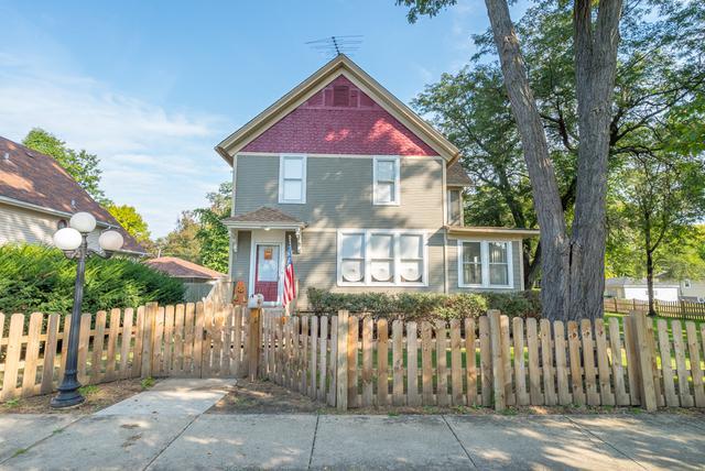 909 Campbell Street, Joliet, IL 60435 (MLS #10357332) :: Ryan Dallas Real Estate