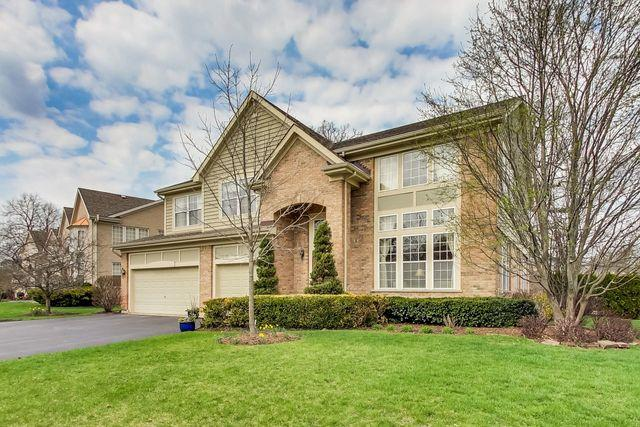 17 River Oaks Circle E, Buffalo Grove, IL 60089 (MLS #10357582) :: Ryan Dallas Real Estate