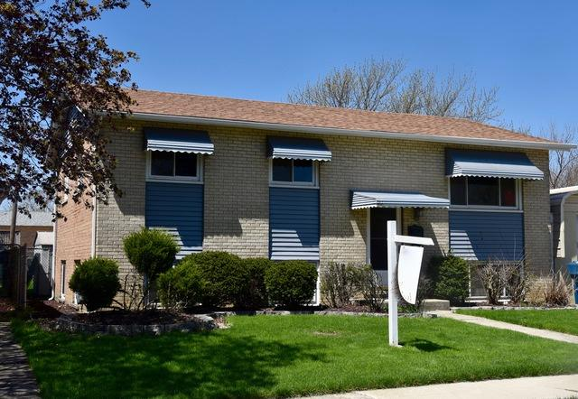 3626 W Benck Drive, Alsip, IL 60803 (MLS #10358370) :: The Wexler Group at Keller Williams Preferred Realty
