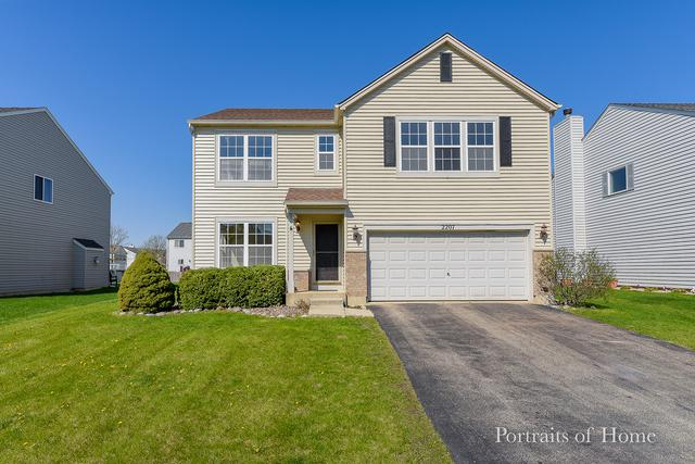 2207 Caton Ridge Drive, Plainfield, IL 60586 (MLS #10358921) :: The Wexler Group at Keller Williams Preferred Realty