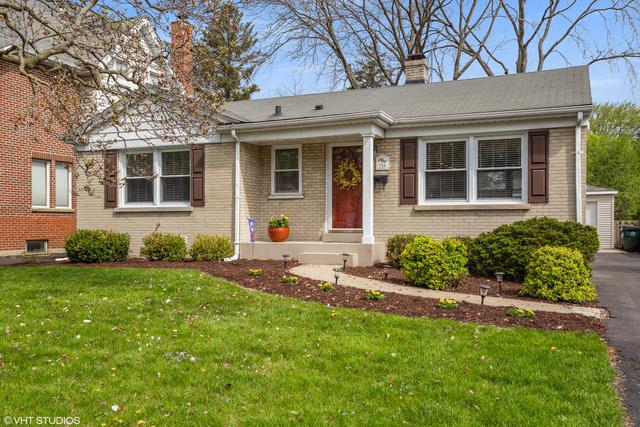718 E Euclid Avenue, Arlington Heights, IL 60004 (MLS #10359455) :: Berkshire Hathaway HomeServices Snyder Real Estate