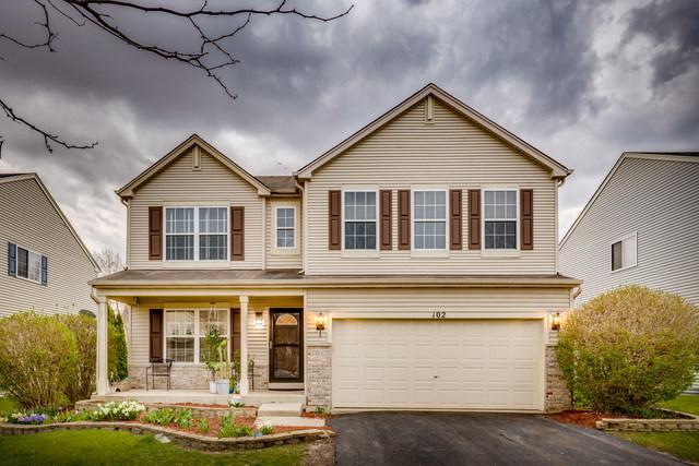 102 E Daisy Avenue, Cortland, IL 60112 (MLS #10359458) :: John Lyons Real Estate