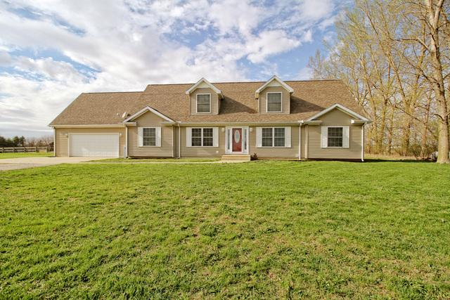 9445 E 5000N Road, Grant Park, IL 60940 (MLS #10359504) :: Berkshire Hathaway HomeServices Snyder Real Estate