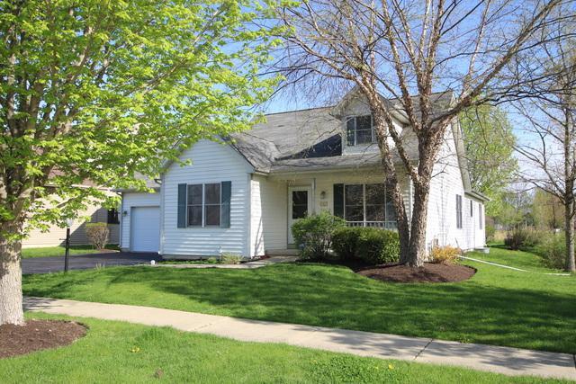 661 Prairie Ridge Drive, Woodstock, IL 60098 (MLS #10359661) :: Lewke Partners