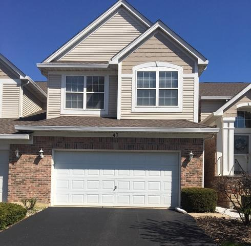 47 Bay Drive, Itasca, IL 60143 (MLS #10359876) :: Berkshire Hathaway HomeServices Snyder Real Estate