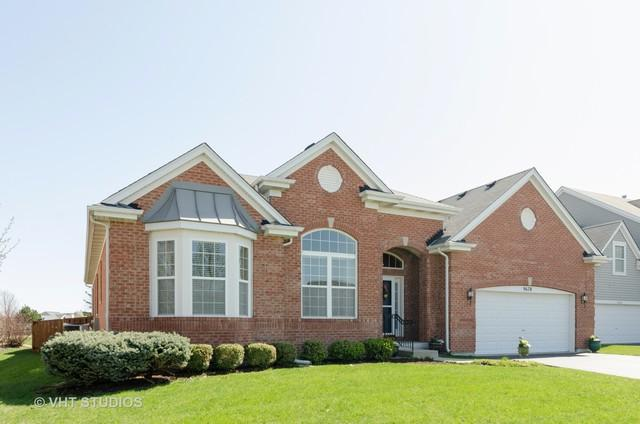 9678 Rainsford Drive, Huntley, IL 60142 (MLS #10359913) :: Berkshire Hathaway HomeServices Snyder Real Estate
