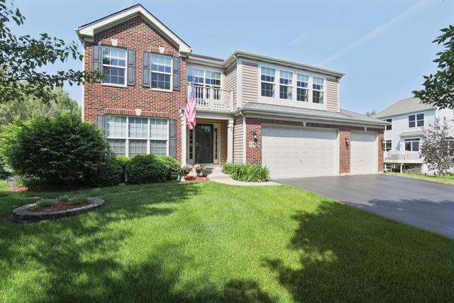 1261 Noble Drive, Port Barrington, IL 60010 (MLS #10359990) :: Berkshire Hathaway HomeServices Snyder Real Estate