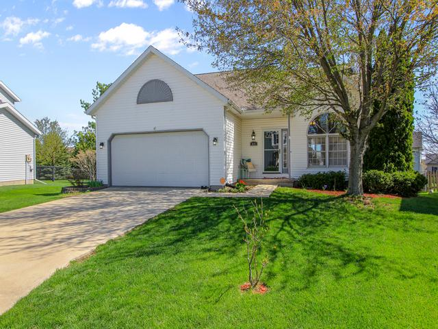 819 Phaeton Place, Normal, IL 61761 (MLS #10360559) :: Berkshire Hathaway HomeServices Snyder Real Estate